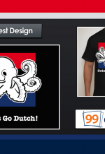 99Designs Shirt Contest - Illustrator