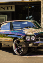 AsantiWheels - Chevy Chevelle AF166