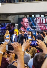 Cotto x Canelo - FaceOff