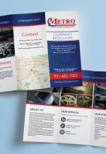 Brochure - Design & Prints