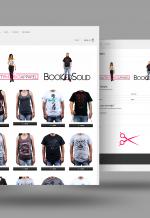 Online Shop Web Design
