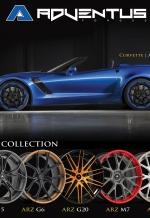 Adventus   ARZG6 - Corvette