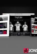 Thuggin LMKR - Website Design